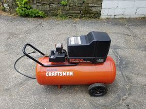 Craftsman 4 Hp 25 Gallon Air Compressor for Sale in Pittsburgh, PA
