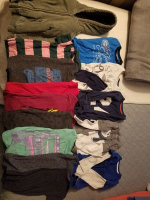 Boys clothes size 4-4/5 for Sale in Spring, TX