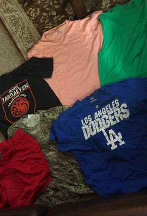 Men's 2XL&3XL Clothes for Sale in Kent, WA