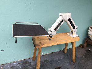 Adjustable monitor / computer/ laptop stand for Sale in North Lauderdale, FL