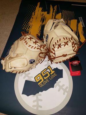 Rawlings Heart of the Hide 32.5 inch Catchers glove Mitt for Sale in Riverside, CA