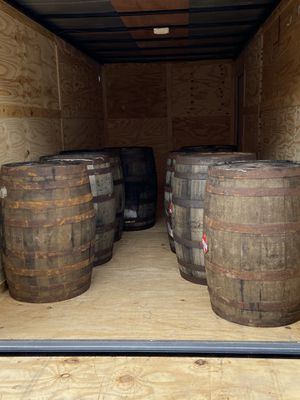 Whiskey Barrels for Sale in Tyler, TX