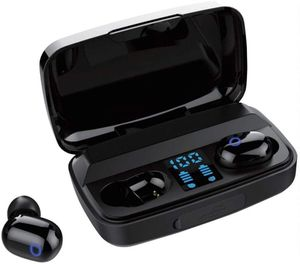 HiFi Wireless Earbuds with Wireless Charging Case, Smart LED Display for Sale in Katy, TX