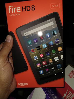 Amazon kindle fire hd 8 tablet for Sale in San Diego, CA