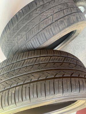 Tires 235/50/R18 for Sale in Salt Lake City, UT