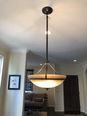 Chandelier Light Fixture for Sale in Irvine, CA