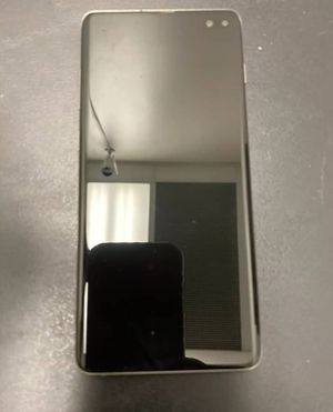 Samsung Galaxy S10+ Plus - At&t/Unlocked 128 prism black for Sale in Los Angeles, CA