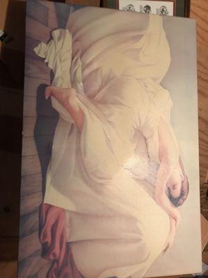 Canvas picture for Sale in Dallas, TX