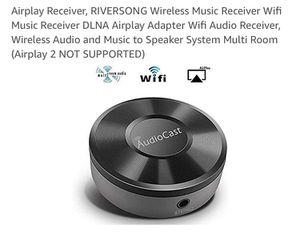 AudioCast Wifi audio streamer for Sale in Whittier, CA