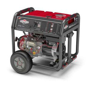 Briggs and Stratton 7500w -9375w generator elite series like new only 11hrs of running time used for Sale in NJ, US
