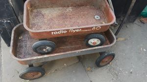 radio flyer old wagons for Sale in Norwalk, CA