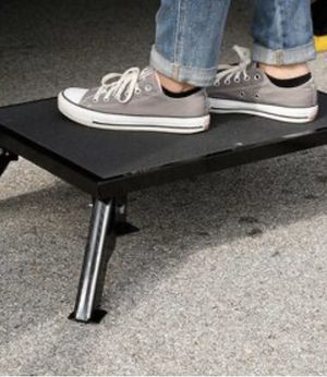 RV camper folding steel step for Sale in Mandeville, LA