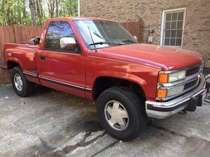 1991 Chevy Silverado 1500 4x4 for Sale in Atlanta, GA