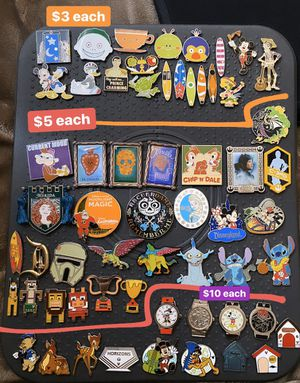Disney Pins for Sale in Downey, CA