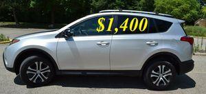 🤩$1,400 🤩2013 🍀 Toyota RAV4🍀🍁🌺 for Sale in Santa Ana, CA