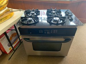 RV/Camper General Electric Cooktop & Oven Drop-In Combo for Sale in Watertown, CT