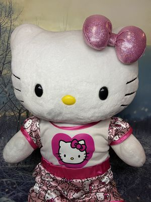 "Build a Bear Sanrio Hello kitty 20"" plush toy doll for Sale in Paramount, CA"