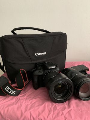 Canon Rebel Pack for Sale in Baltimore, MD