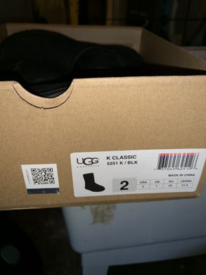 Girls UGG Boots 2y for Sale in Philadelphia, PA