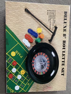 """Deluxe 8"""" Roulette Set for Sale in Cupertino, CA"""