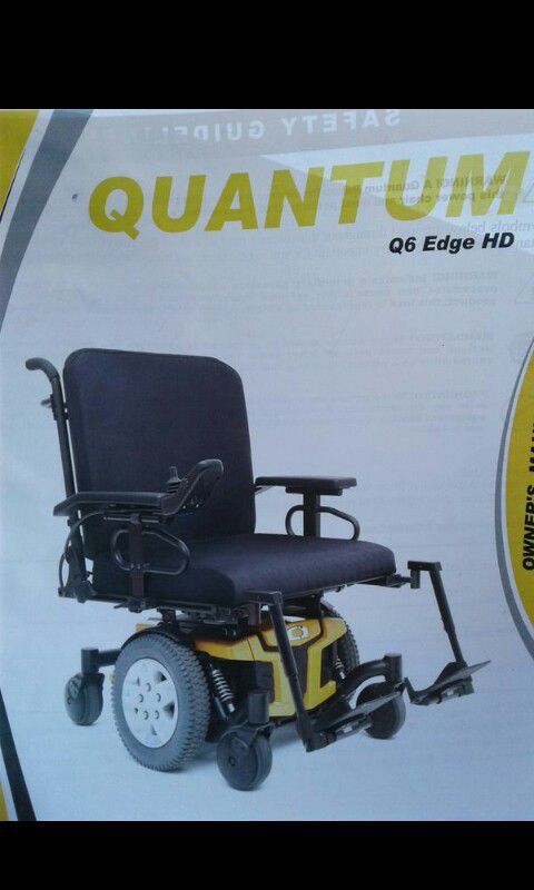 Quantum Q6 Edge Power Wheelchair for Sale in Omaha, NE - OfferUp