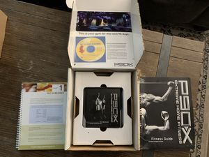 P90X workout system for Sale in Roy, WA