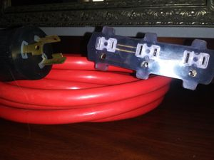Power Converter Cord 25ft for Sale in Houston, TX