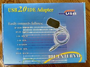 USB 2.0 IDE Adapter (Brand New) for Sale in Alameda, CA