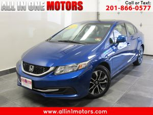 2013 Honda Civic for Sale in North Bergen, NJ