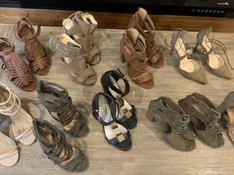 Women Sandal Heels for Sale in Vancouver,  WA
