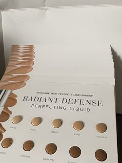 10 Samples Rodan And Fields Radiant Defense Perfecting Liquid for Sale in Newberg,  OR