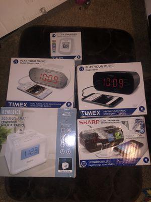 Alarm clocks for Sale in Bloomington, CA