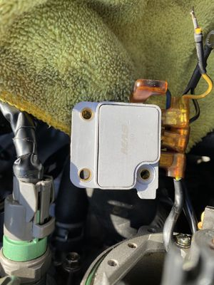 Ignition control module with back plate for the 96-2000 civic for Sale in San Diego, CA