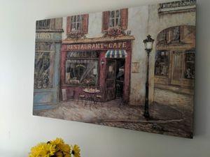 Wall art - Parisian for Sale in Oakton, VA