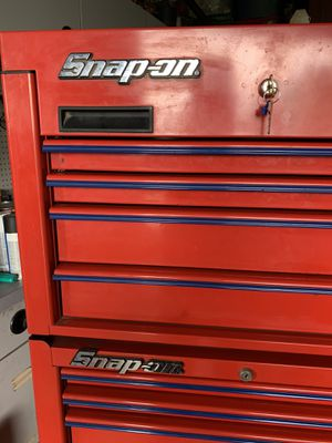 Snap-on Roll around tool box for Sale in Natalia, TX