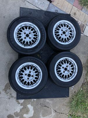 BBS Rims and Tires for Sale in Chicago, IL