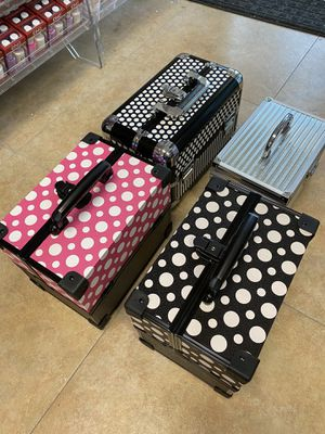 Beauty Suitcase Small Cosmetics New Mix Colors for Sale in Pembroke Pines, FL