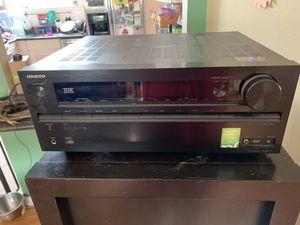 Onkyo TX-NR717 for Sale in Pacifica, CA