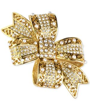 Charter Club Gold-Tone Brooch for Sale in Norfolk, VA