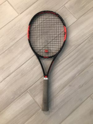 wilson tennis racket for Sale in Peoria, AZ