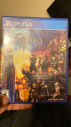 Kingdom hearts 3 for Sale in Aurora, CO