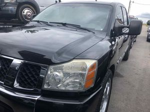 2007 Nissan Titan for Sale in Mesquite, TX