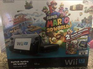 Modded Nintendo Wii U 32gb for Sale in San Antonio, TX