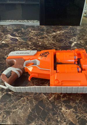 Flip fury nerf gun for Sale in Nashville, TN