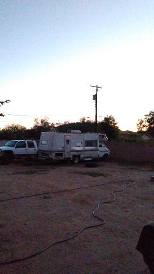 Dodge rv, armoire,umbrella,fish tank for Sale in Mesa, AZ