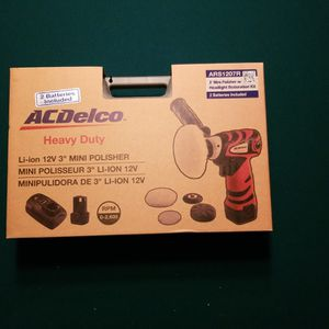 Cordless Mini Polisher ARS1207 for Sale in Freehold, NJ