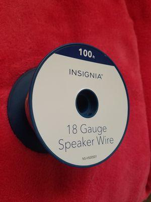 18 gauge speaker wire for Sale in San Angelo, TX