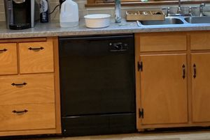 GE Dishwasher Black for Sale in Morrisville, PA