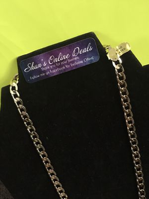 Chunky Gold Plated Link Chain for Sale in Milwaukee, WI