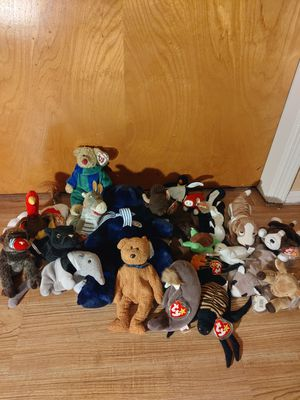 Beanie Babies for Sale in Brick Township, NJ